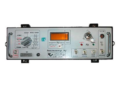 АГП-01-2М анализатор газортутный